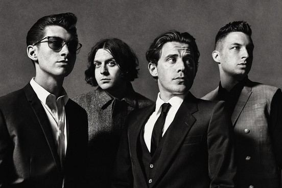 Arctic Monkeys AM tour 2013