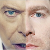 James Murphy plays David Bowie