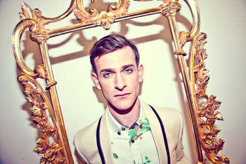 Josef Salvat pop crooner