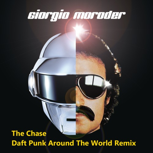 Giorgio Moroder_Daft Punk_The Chase_Around The World