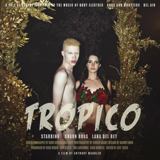 Lana Del Rey Tropico