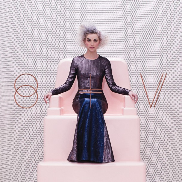 St-Vincent-Birth In Reverse