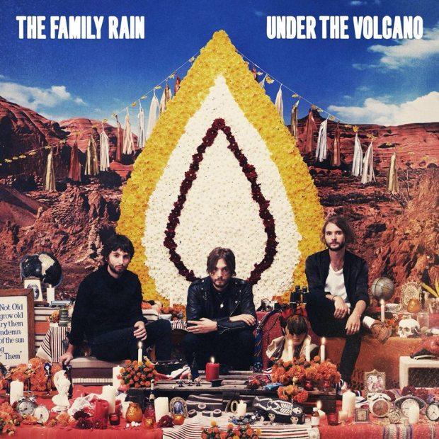 The Family Rain_Under the volcano