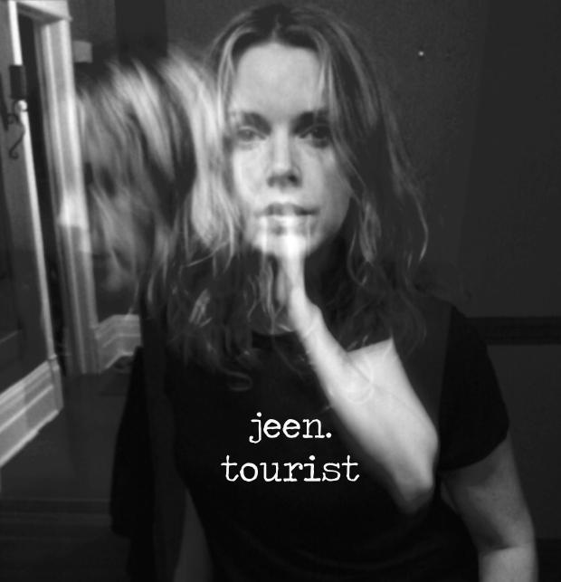 tourist_Jeen_album cover